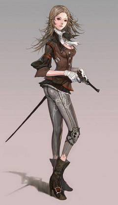 Fighter (Granado Espada)