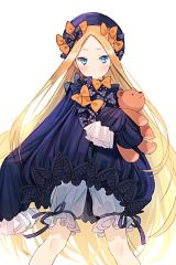 Foreigner (Abigail Williams)