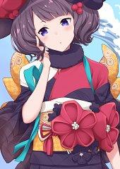 Foreigner (Katsushika Hokusai)