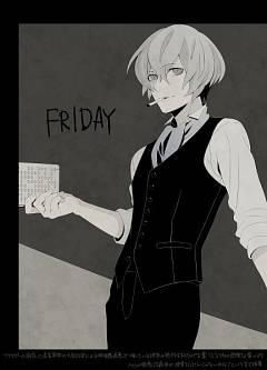 Friday (Shisha no Teikoku)
