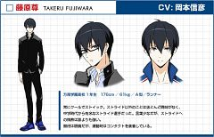 Fujiwara Takeru