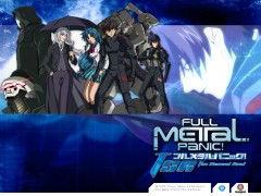"Премьера ""Full Metal Panic! Invisible Victory"" сдвинулась на весну 2018 года"
