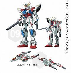 GAT-X105B/ST Star Build Strike Gundam