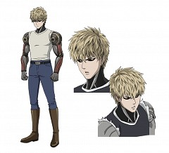 Genos (One Punch Man)