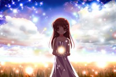 Girl from the Illusionary World