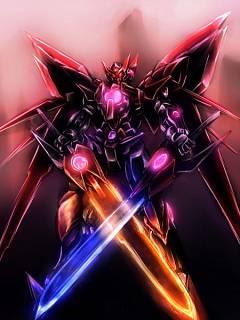 Gundam Exia Dark Matter