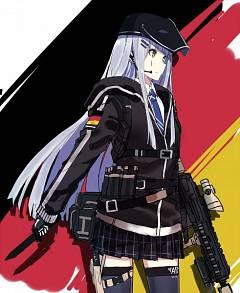 HK416 (Girls Frontline)