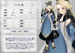 Hanka (Nanatsu no Kuni)