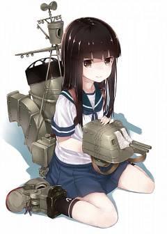 Hatsuyuki (Kantai Collection)