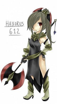 Haxorus