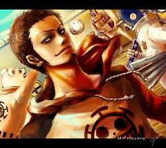Jean bart one piece zerochan anime image board - Jean bart one piece ...