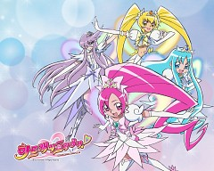 Heartcatch Super Silhouettes