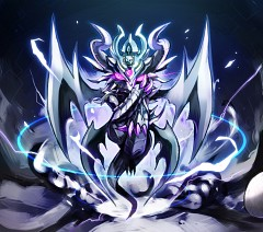 Heavy Metal Dragon (P&D)