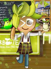 Herb Cookie (Herb Tea Barista)