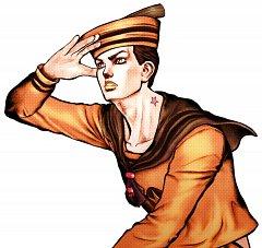 Higashikata Jousuke (JoJolion)