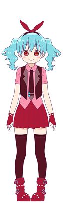 Hikaru (Crane Game Girls)