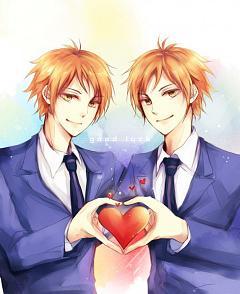Hitachiin Twins