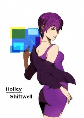 Holley Shiftwell