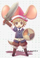 Huey (Little Noah)