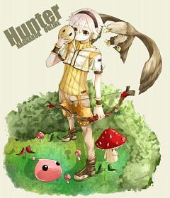 Hunter (Ragnarok Online)