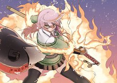 Ichigo Hitofuri (Shinken!!)