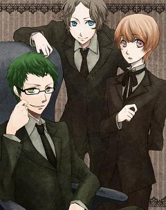 Idiot Trio (Starry☆Sky)