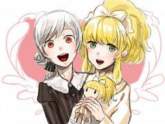 Ido e Itaru Mori e Itaru Ido