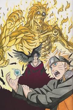 Illustration Collection: Uzumaki Naruto