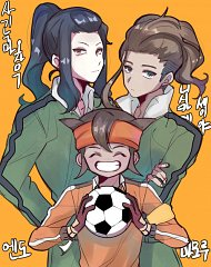 Inazuma Eleven Mark Of Orion