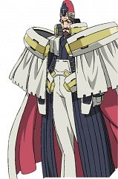 Innocentius (Kyoukai Senjou No Horizon)