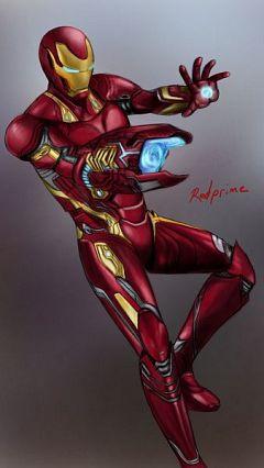 Iron Man (Character)