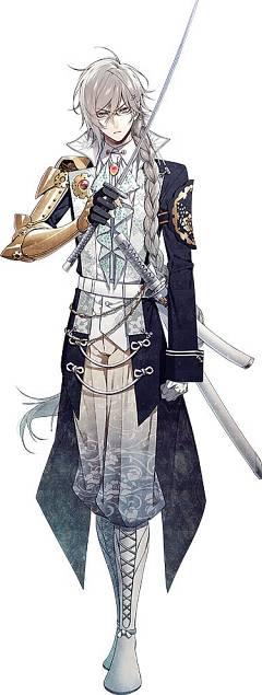 Ishida Mitsunari (Sengoku Night Blood)