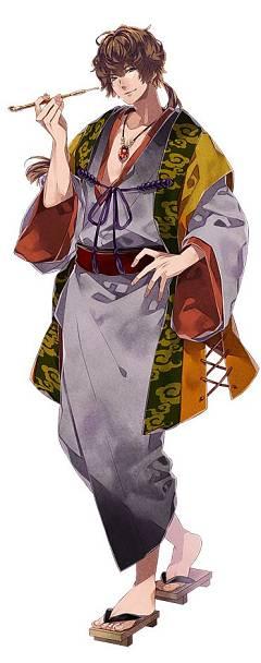 Ishikawa Goemon (Hyakka Hyakurou)