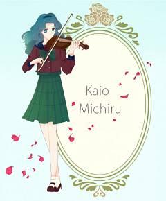 Kaiou Michiru