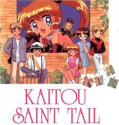 Mysterious Thief Saint Tail