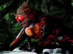 Kamen Rider Amazon (Character)