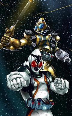 Kamen Rider Fourze (Character)