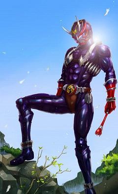 Kamen Rider Hibiki (Character)