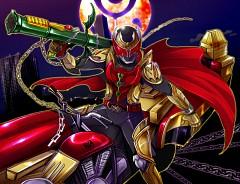 Kamen Rider Kiva (Character)