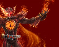 Kamen Rider OOO (character)