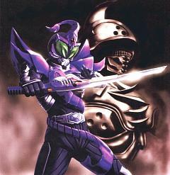 Kamen Rider Sasword