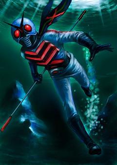 Kamen Rider X (Character)