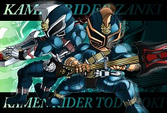 Kamen Rider Zanki