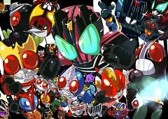 Kamen Riders