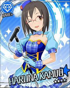 Kamijou Haruna