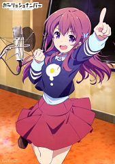 Karasuma Chitose (Girlish Number)