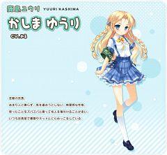 Kashima Yuuri