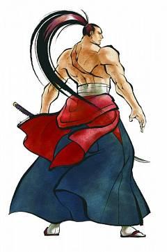 Kibagami Genjuro