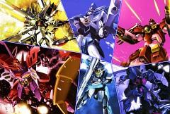 Kidou Shinseiki Gundam X