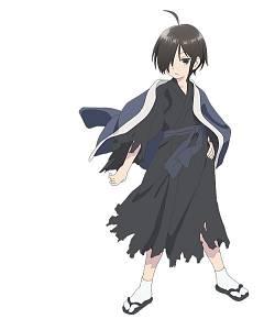 Kiitarou (Kiitarou Shounen no Youkai Enikki)
